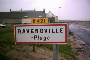 Ravenoville Plage Normandie